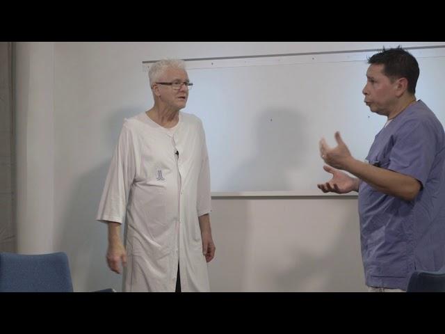 Film 5 B: Bemötande aggressivitet (Bergenmodellen)