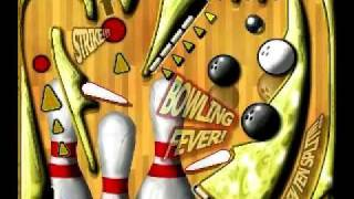 Pinball Master- Bowling 2D Table