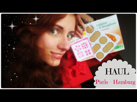 ♡ Haul Paris-Hamburg : MIAM, DIY, Mode ♡