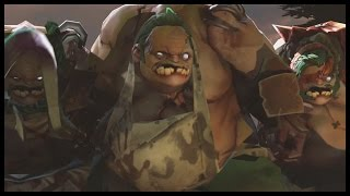 Dota 2 Mods | PUDGE WARS!!