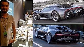 مرسيدس تصنع سيارة لتنافس بوغاتي