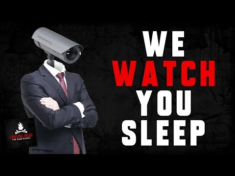 """We Watch You Sleep"" creepypasta by the Dead Canary ― Chilling Tales for Dark Night"