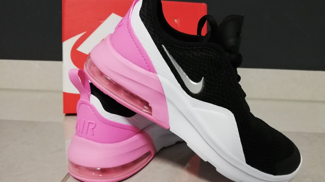 Nike Air Max Motion 2 (GS) Sneaker Schwarz Rabatt bekommen