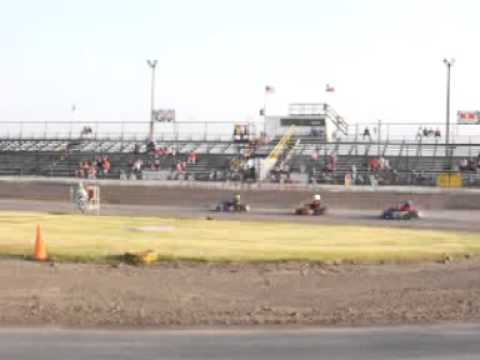 feature kart race 4-16-2011 south texas speedway