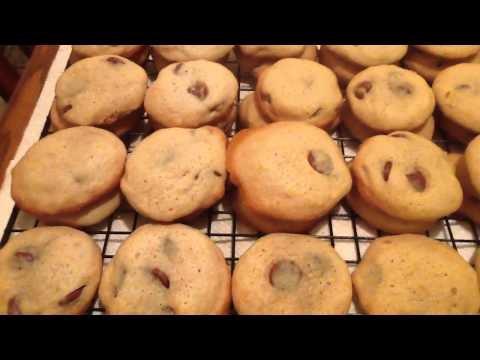 ~Baking Day - Sourdough Chocolate Chip Cookies!~