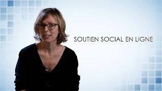 Christine Thoer - Soutien social en ligne - Enjeux du développement d'une intervention