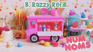 B. Razzy Refill | Num Noms | Official Play Video