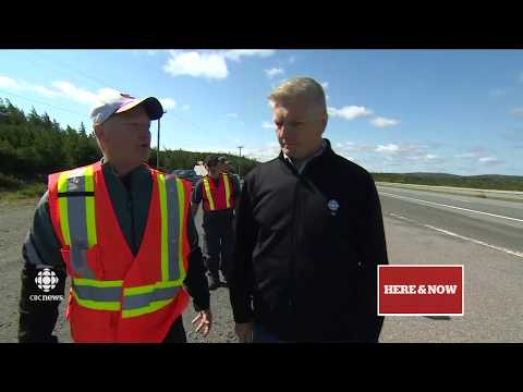 CBC NL Here & Now Tuesday September 5 2017