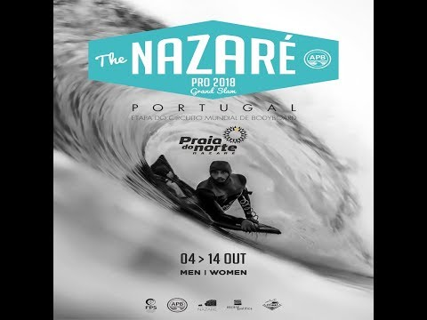 Nazare Pro 2018 Day 1 - APB World Tour