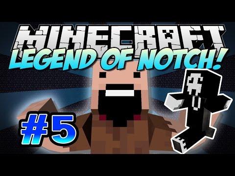 『Minecraft Notch传说』(游戏示范)
