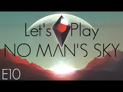 No Man's Sky - E10 - A Barren World - Pt 2