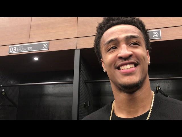 Atlanta Hawks Forward John Collins Postgame Interview — 3/10/19