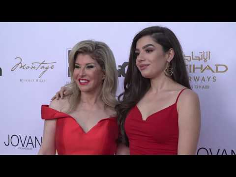 eniGma's 3rd celebration of Arab Glamour & success in beverly hills.