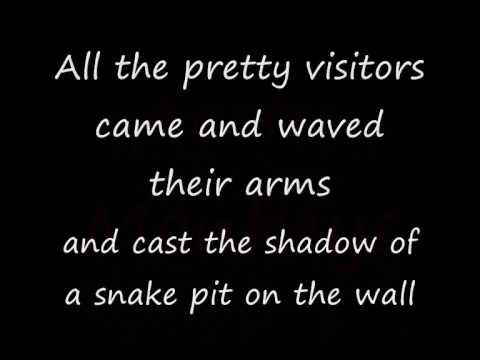 Arctic Monkeys - Pretty Visitors Lyrics