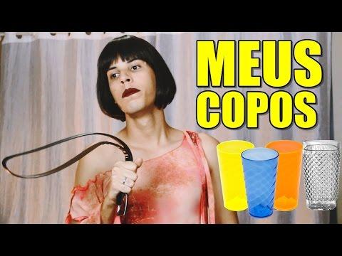 OS INTOCÁVEIS COPOS DA MÃE