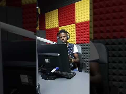 VICTOR CORREIA NA RADIO AFRICA FM