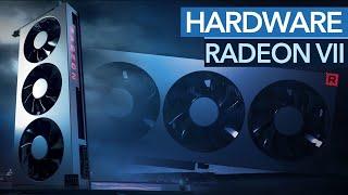 AMD Radeon VII im Test - Die erste 7-Nanometer-GPU
