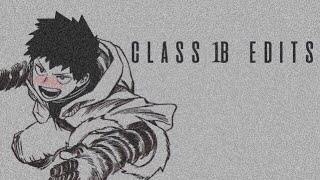 class 1b edits