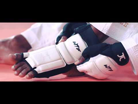JC Taekwondo met Tosh van Dijk (Suriname)