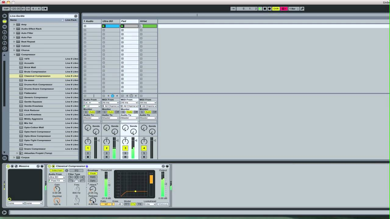 ableton live synthesizer tutorial