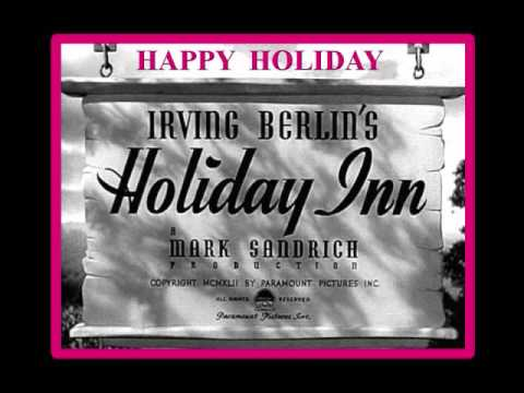 Bing Cros  Happy Holiday
