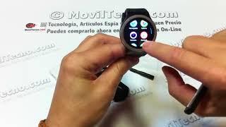 Relojes con WhatsApp Teléfonos móviles - MovilTecno.com