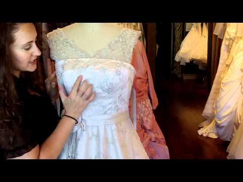 tea-length-wedding-dress-in-lace