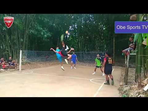 [Thailand] Sepak Takraw – Best of Thai Street Sports 2019