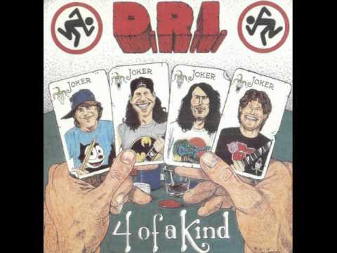 D.R.I. - All For Nothing.flv