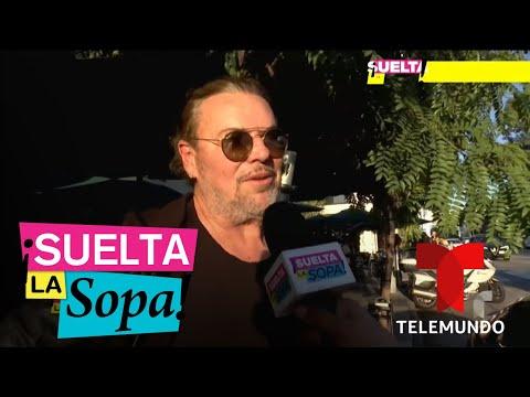 ¿Fher Olvera tuvo romance con la Reina Letizia de España? | Suelta La Sopa | Entretenimiento