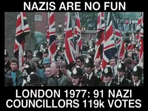 Rock Against Racism-Nazis Are No Fun Pt1 ReRedux