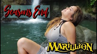 Marillion - Seasons End   Madeline Alicea (Cover)