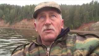 Рейд рыбхознадзора на реке Кама