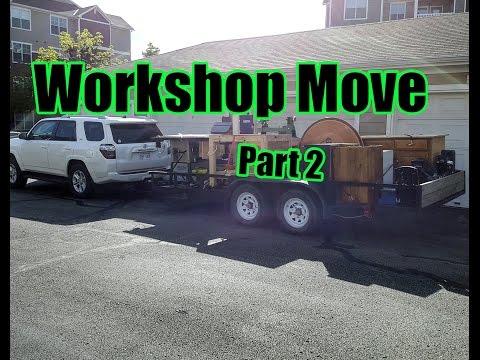 Workshop Move Part 2