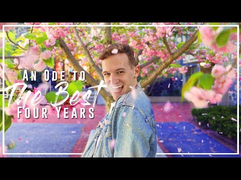 4 Years of College in 8 Minutes / Aaron Idelson x Tufts University