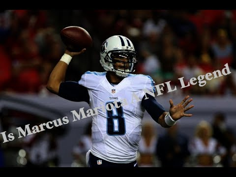 Is Marcus Mariota The Next NFL LEGEND?