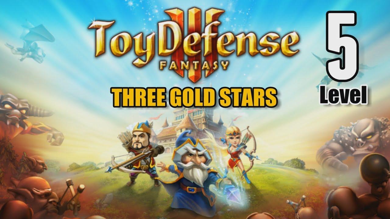Toy Defense 5