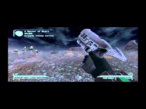 FNV Gun Runner's Arsenal Weapon Showcase |