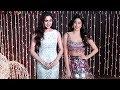 Sarah Khan & Jhanvi Kapoor Magnificent Entry Togethar At Priyanka & Nick Wedding Reception