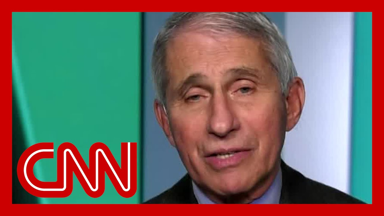 Dr. Fauci reacts to Trump ad: It's clear I'm not a political person
