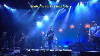 Arctic Monkeys- Mardy Bum (inglés y español)