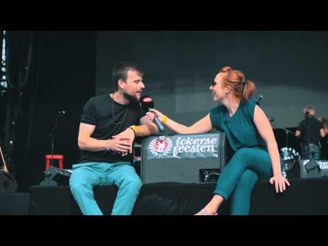 Interview Tourist LeMC (Lokerse Feesten 2015)