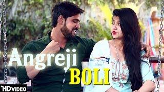Angreji Boli | Rahul Raj | Latest Haryanvi Songs Haryanavi 2018 | VOHM