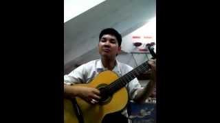 đệm hát người thầy guitar