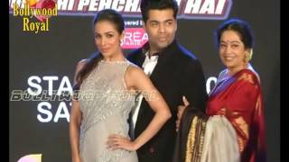 Launch of 'India's Got Talent 7' with Karan Johar, Malaika Arora, Kirron Kher, Bharti Singh & Siddhr