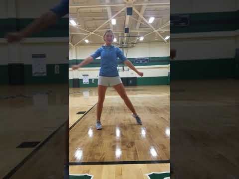 CGIS Tryout Dance 2017