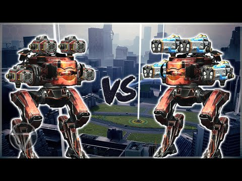 [WR] 🔥 Rime VS Pinata - Mk2 Comparison | War Robots