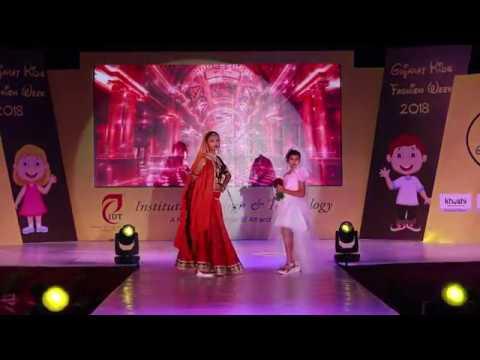 Gujarat Kids Fashion Week Grand Finale - Theme -Bridal Theme