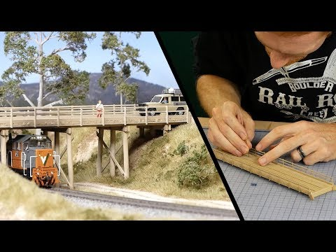 Build an AWESOME bridge – Realistic Scenery Volume 10