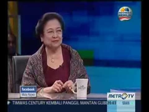 Mata Najwa : Apa Kata Mega (MetroTV - 22 Jan 2014)